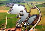 Campingplatz mit See in Stedebergen